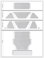 Seating plan for Haymarket Theatre Royal