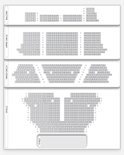 Seating plan for Her Majesty�s