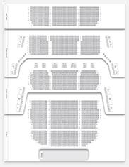 Seating plan for Theatre Royal Drury Lane