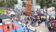 Chrisp Street Festival