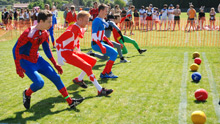 Mencap Dodgeball Championships