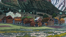 Painting Norway: Nikolai Astrup