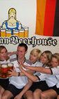 World Cup at Bavarian Beerhouse