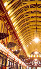 Leadenhall Market Christmas Lights
