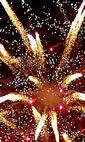 Enfield Town Park Fireworks Display