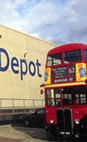 The Depot, (Acton's London Transport Museum) London